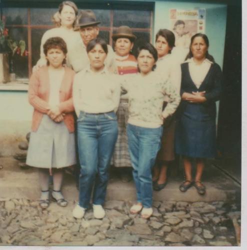 IVON VALDEZ, ANA MALLEA, JUDY, VICTORIA LOZANO, FORTUNATA, DÑA ROSENDA, DON AMADEO,EMBAJADORA DE ESTADOS UNIDOS